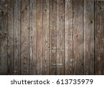 Rustic Wood Planks Background...