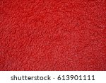 Red Fabric Texture. Red Cloth...
