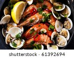 Spanish And Portuguese Seafood...