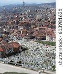 sarajevo  bosnia and herzegovina | Shutterstock . vector #613981631