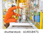 electrical and instrument...   Shutterstock . vector #614018471
