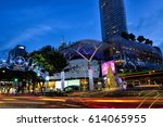 singapore   december 29  2016 ... | Shutterstock . vector #614065955