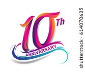 10th anniversary celebration...