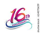 16th anniversary celebration...