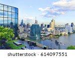 bangkok  thailand  july 31 ... | Shutterstock . vector #614097551