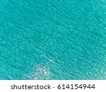 Aerial View Of Sea Surface. Top ...