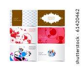 business card | Shutterstock .eps vector #61420462