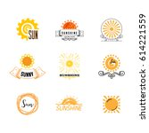 badge as part of the design  ... | Shutterstock .eps vector #614221559