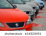 warsaw  poland   april  27 ... | Shutterstock . vector #614323451