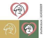 vector logo design template for ...   Shutterstock .eps vector #614330009