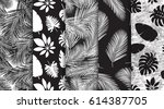 5 Patterns With Black And Whit...