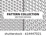 geometric patterns | Shutterstock .eps vector #614447021