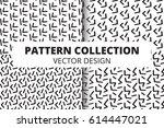 geometric patterns | Shutterstock .eps vector #614447021