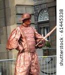 edinburgh  scotland   september ... | Shutterstock . vector #61445338