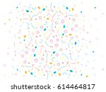 abstract background for... | Shutterstock .eps vector #614464817