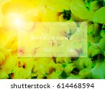 light background abstract for... | Shutterstock .eps vector #614468594