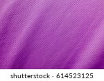 sports clothing fabric jersey... | Shutterstock . vector #614523125