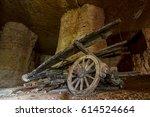 broken chariot | Shutterstock . vector #614524664