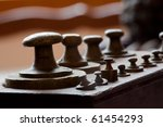 weights macro shot. shallow... | Shutterstock . vector #61454293