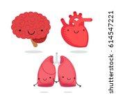 organ vector illustration | Shutterstock .eps vector #614547221