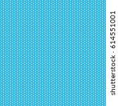 polka dot pattern vector. | Shutterstock .eps vector #614551001
