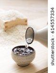 sake | Shutterstock . vector #614557334