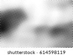 ink print distress background .... | Shutterstock . vector #614598119