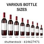 Different Wine Bottle Sizes On...