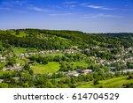 Aerial View Of Stroud Village ...