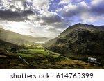 mountain landscape | Shutterstock . vector #614765399