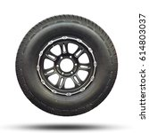 Suv Tire Wheel With Max Six...