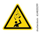 Falling Objects Warning Sign ...