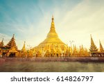 The Golden Stupa Of The...