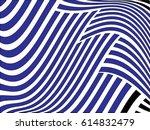 oblique  diagonal lines pattern. | Shutterstock .eps vector #614832479