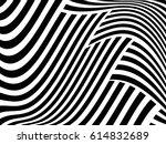 oblique  diagonal line pattern. | Shutterstock .eps vector #614832689