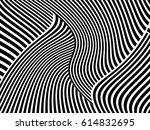 oblique  diagonal line pattern. | Shutterstock .eps vector #614832695