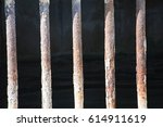 texture of stone and wood.... | Shutterstock . vector #614911619