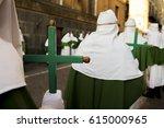 enna  sicily  italy   march 25  ... | Shutterstock . vector #615000965