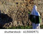enna  sicily  italy   march 25  ... | Shutterstock . vector #615000971