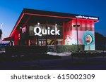 olonne sur mer  france  ... | Shutterstock . vector #615002309
