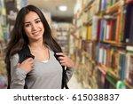 student. | Shutterstock . vector #615038837