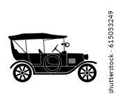 classic car vector   Shutterstock .eps vector #615053249