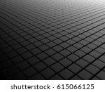 dark digital cubes and light... | Shutterstock . vector #615066125