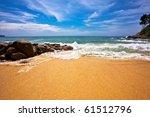 Beautiful Tropical Beach....