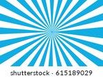 An Oval Shape Abstract Sunburs...
