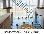 russia  moscow   march  15 ... | Shutterstock . vector #615196004