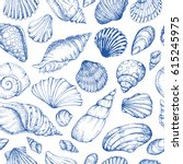 seamless vector pattern with...   Shutterstock .eps vector #615245975