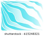 blue and white abstract ripple... | Shutterstock .eps vector #615248321