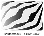 black and white abstract ripple ... | Shutterstock .eps vector #615248369