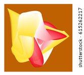 vector graphic background... | Shutterstock .eps vector #615262217
